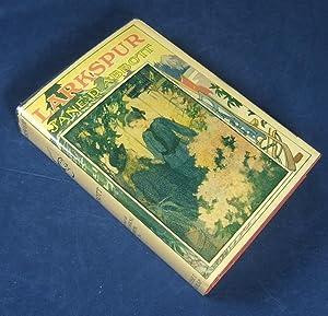 LARKSPUR (Fine/Fine Copy in Original Gift Box): Abbott, Jane D.