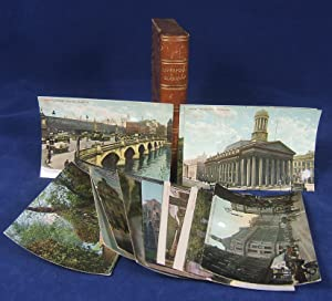 COLLECTION OF 8 VINTAGE POSTCARDS OF TURN-OF-THE-CENTURY GLASGOW, Issued Between 1900-1914, All ...