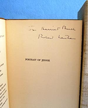 PORTRAIT OF JENNIE (Superb Copy INSCRIBED BY THE AUTHOR): Nathan, Robert