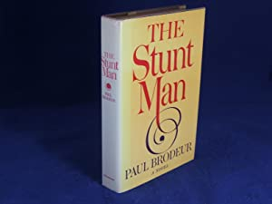 THE STUNT MAN (Presentation Copy): Brodeur, Paul