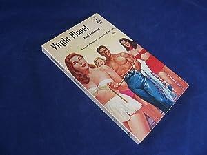 VIRGIN PLANET (fine, crisp, square, unread): Anderson, Poul