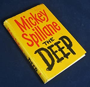 THE DEEP (copy of the First Edition Used By the Publisher in Pre-Production, a Complete Set of ...