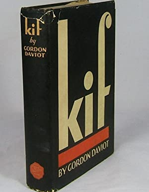 KIF (First American Edition, Superb Publisher's File Copy): Daviot, Gordon (TEY, JOSEPHINE) [...