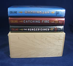 THE HUNGER GAMES, CATCHING FIRE, MOCKINGJAY (All Three First Printings, All Three Hand- Signed By ...