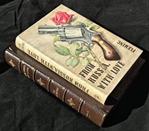 FROM RUSSIA, WITH LOVE (First Edition, Inscribed): Fleming, Ian