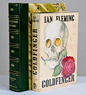 GOLDFINGER (First Edition, Inscribed): Fleming, Ian