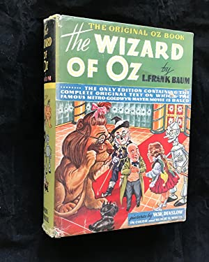 THE NEW WIZARD OF OZ (First Printing: Baum, L. Frank