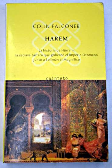 Harem: Falconer, Colin