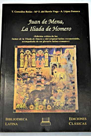Juan de Mena, la