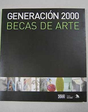 Becas para proyectos 2000, premios y becas de arte Caja Madrid - VV. AA