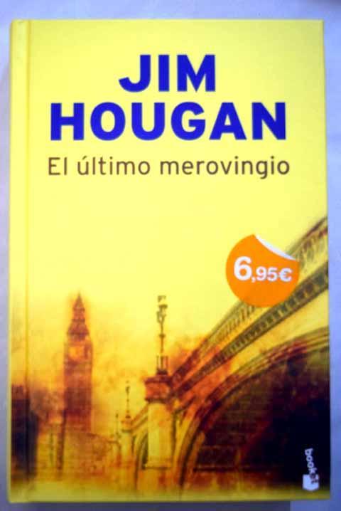 El último merovingio - Hougan, Jim