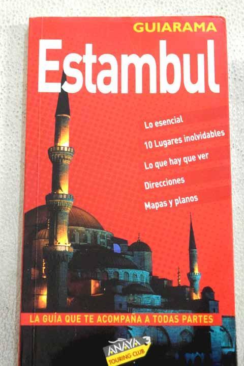 Estambul - Strubell, Pablo