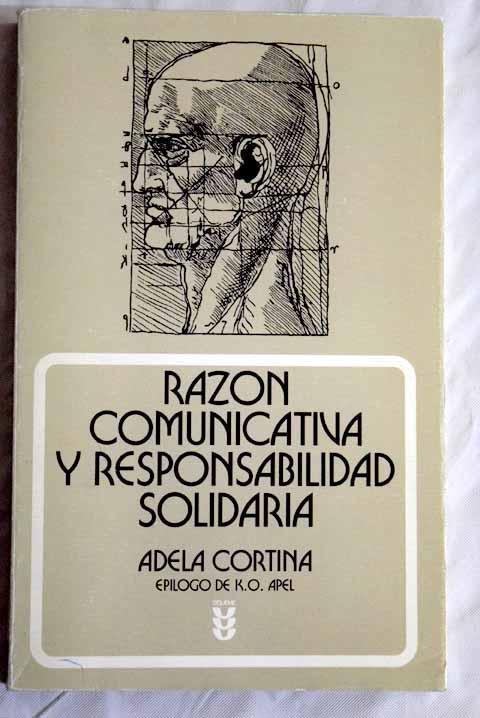 Ver tema raz n comunicativa y responsabilidad adela cortina brete libro foro - Adela cortina libros ...