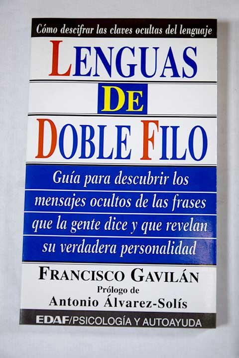 Lenguas De Doble Filo Guía Para Descubrir