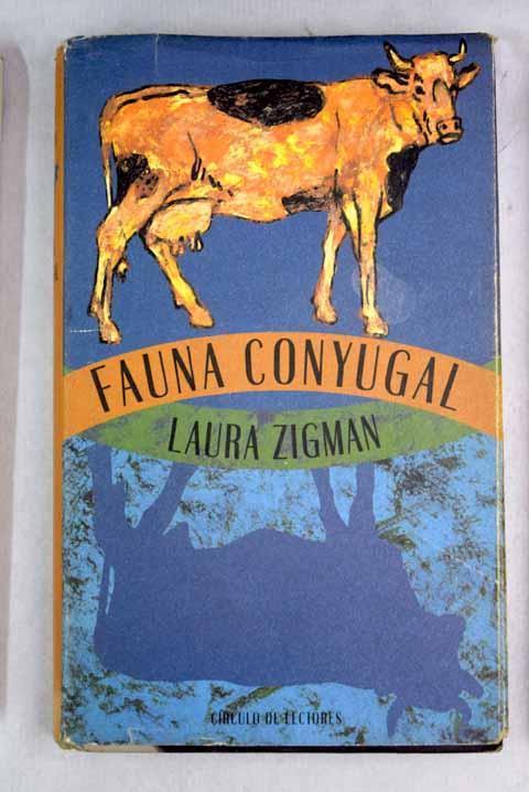 Fauna conyugal - Zigman, Laura