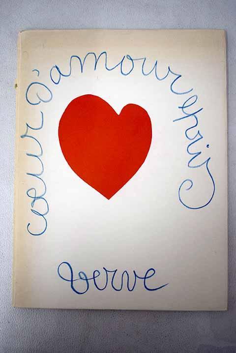 Verve Vol Vi Nº 23 Le Livre Du Coeur Damour épris