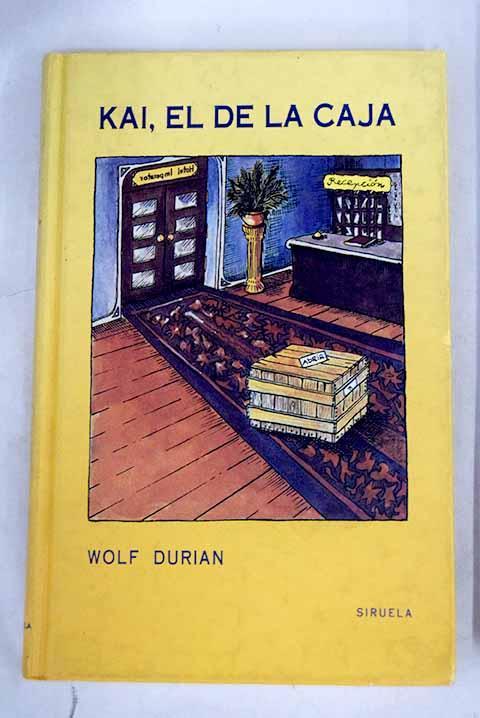 Kai, el de la caja - Durian, Wolf
