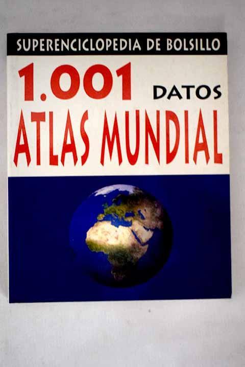 1.001 Datos atlas mundial - Labi, Esther
