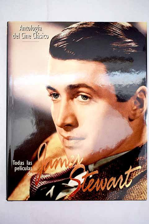 Todas las películas de James Stewart - Thomas, Tony