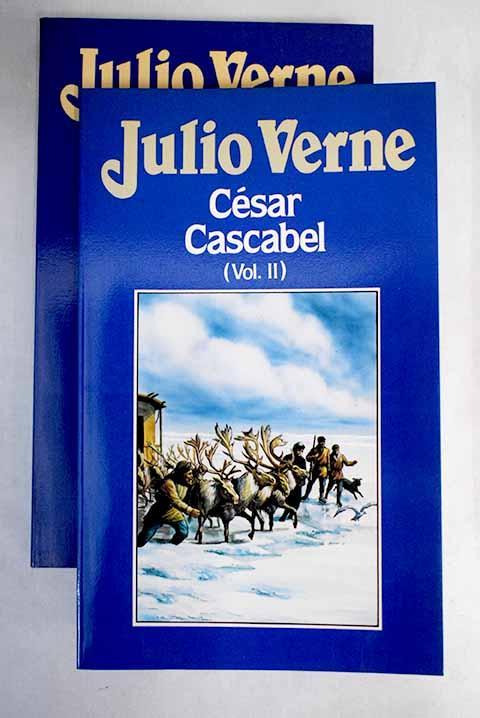 César Cascabel - Verne, Julio