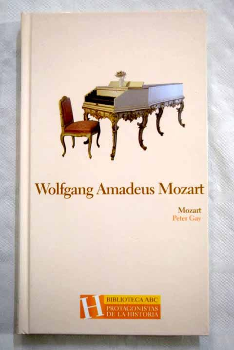 Mozart - Gay, Peter