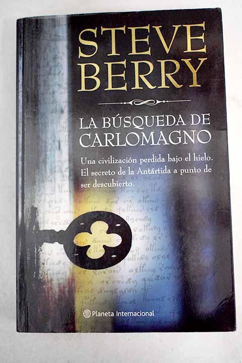 La búsqueda de Carlomagno - Berry, Steve