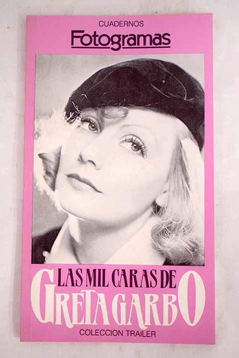 Las mil caras de Greta Garbo