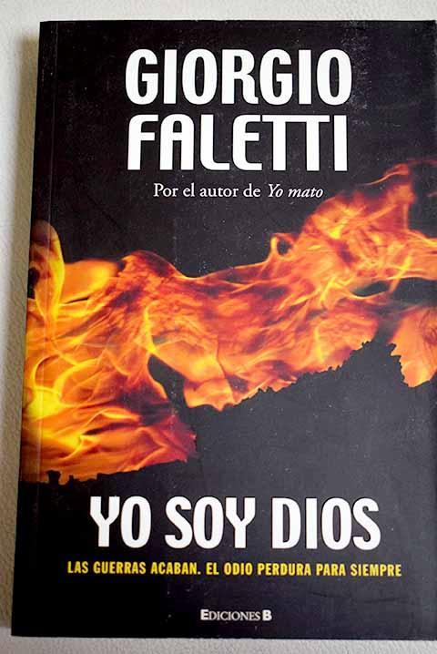 Yo soy Dios - Faletti, Giorgio