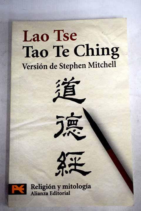 Tao te ching - Tse, Lao