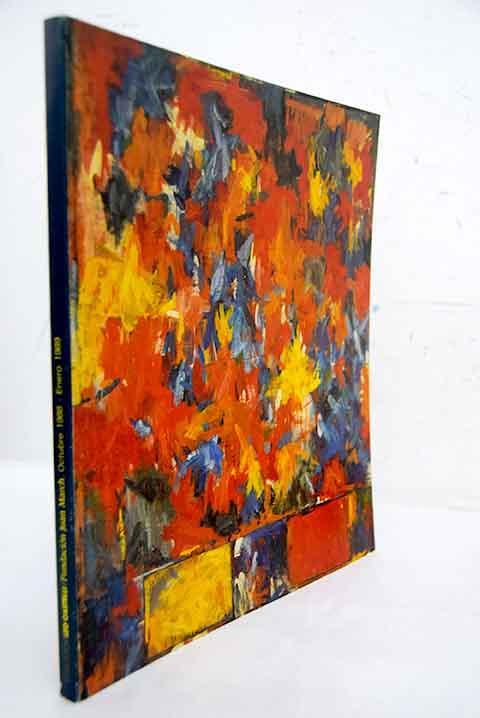 Colección Leo Castelli: 7 octubre 1988 - 8 enero 1989