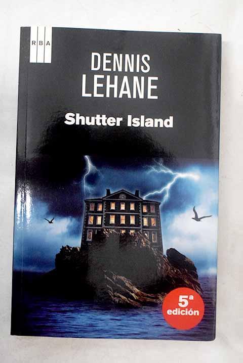 Shutter island - Lehane, Dennis