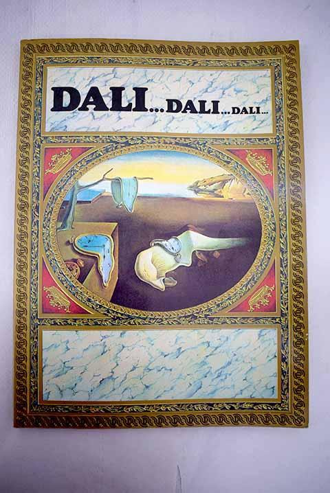 Dalí-Dalí-Dalí - Dalí, Salvador