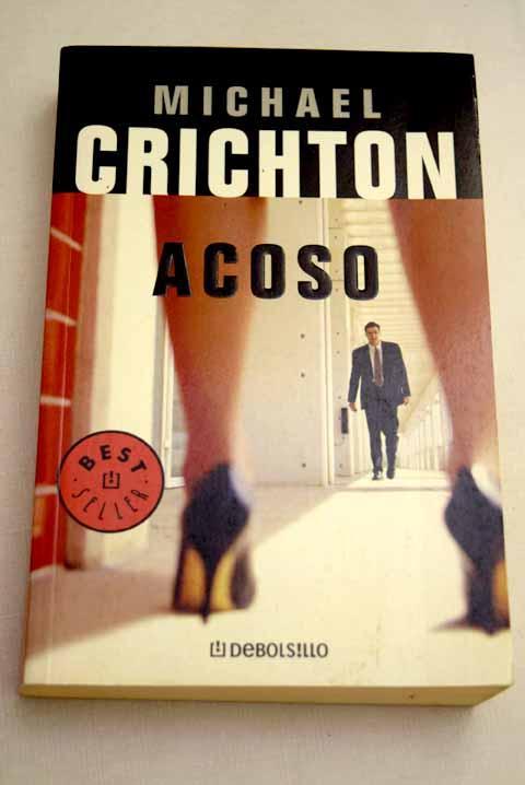 Acoso - Crichton, Michael