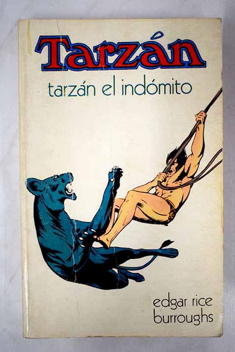 Tarzán el indómito - Burroughs, Edgar Rice