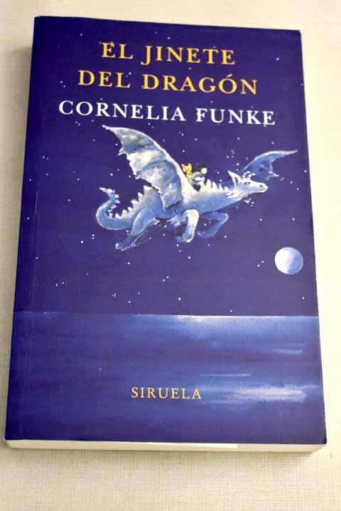 El jinete del dragón - Funke, Cornelia