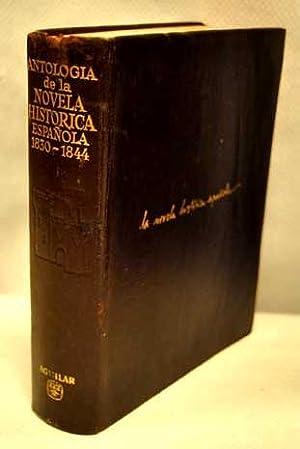 Antología de la novela histórica española (1830-1844): Felicidad Buendía