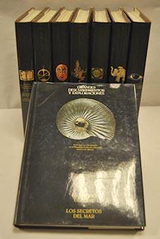 Grandes descubrimientos y exploraciones, (8 Tomos): VV.AA.