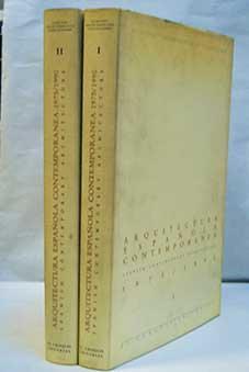 Arquitectura española contemporánea - Spanish Contemporary Architecture: Levene, Richard C.;