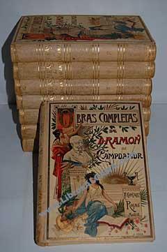 Obras completas de Don Ramón de Campoamor: Campoamor, Ramón de
