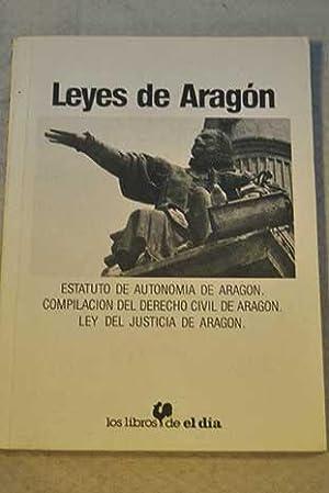 Leyes de Aragón