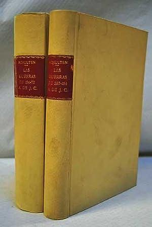 Las guerras de 237-154 a. de J.C.: Schulten, Adolfo
