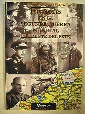 Españoles en la II Guerra Mundial: el: Recio Cardona, Ricardo
