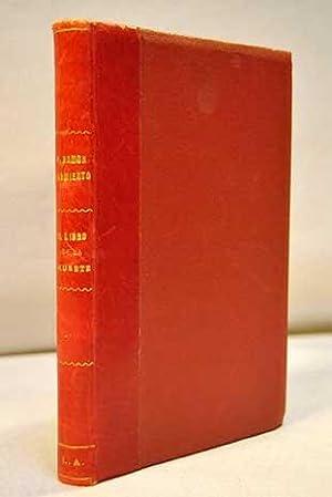 El libro de la muerte: consuelo para: Sarmiento, Ramón