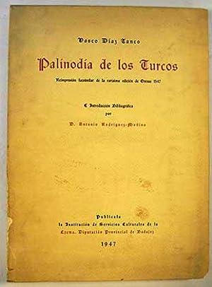Palinodia de los Turcos: Díaz Tanco, Vasco