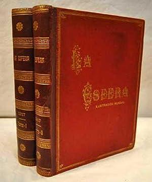 La Esfera, ilustracion mundial - 1917 (2 Vols.): VV.AA.