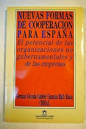Nuevas formas de cooperación para España: el: Granda Alva, Germán