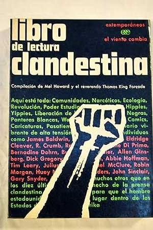 Libro de Lectura Clandestina: Howard, Mel; Forcade, King Thomas