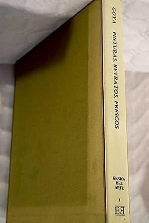 Goya, entonces y ahora: pinturas, retratos, frescos: Bihalji-Merin, Oto