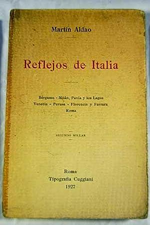 Reflejos de Italia: Aldao, Martín