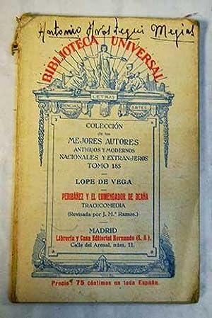 Peribáñez y el comendador de Ocaña: Vega, Lope de